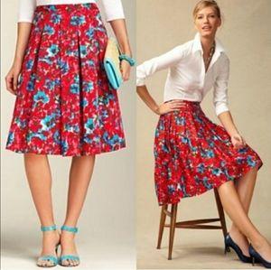 Plus Size Floral Skirt Talbots Skirt size 14